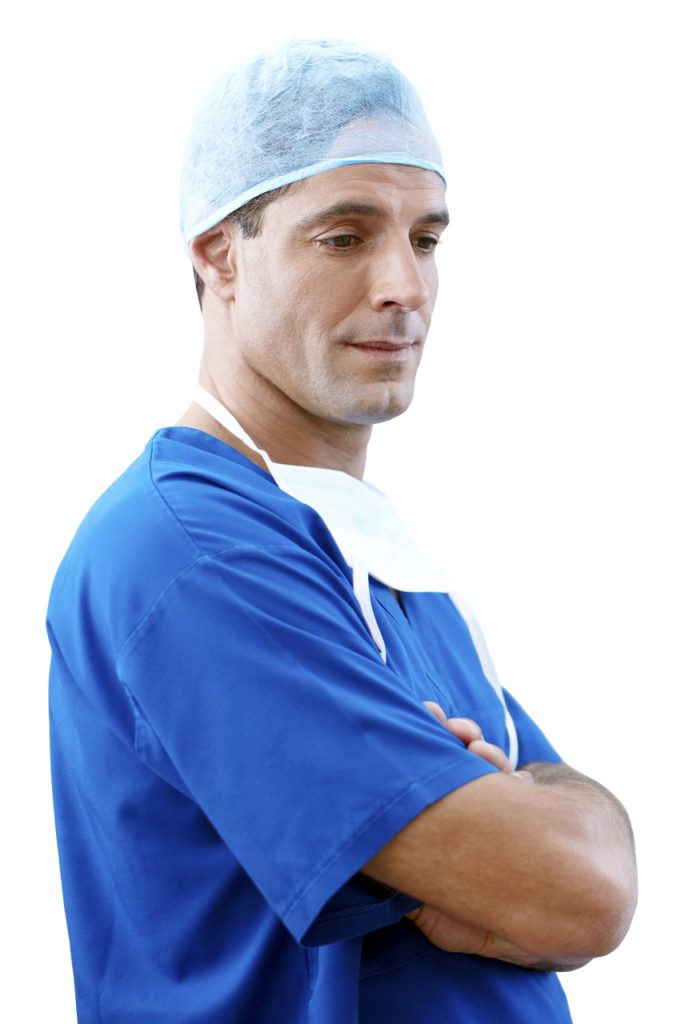 Male nurse - Free for commercial use No attribution required - Credit Pixabay