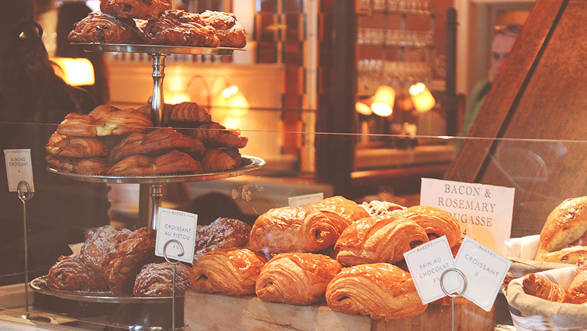 Baked goods - French bakery - Free for commercial use No attribution required - Credit Pixabay